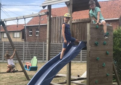 Gites huren Westhoek voor kids