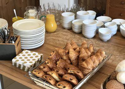 Vakantiehuis met ontbijt 12 personen